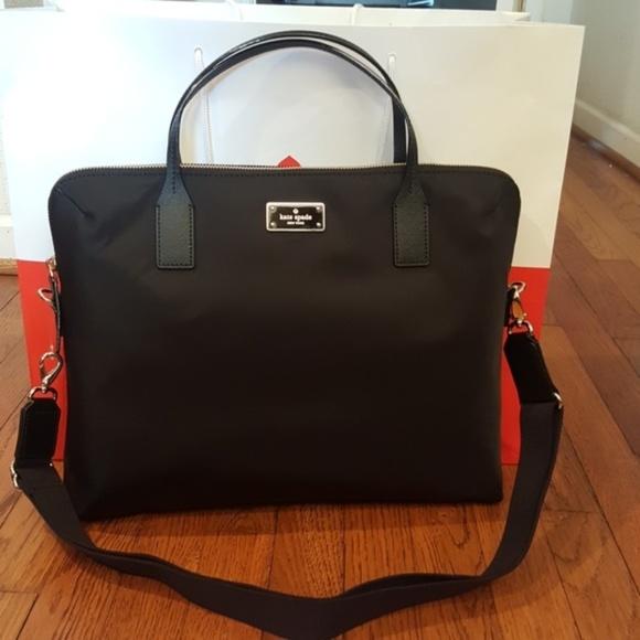 kate spade Bags   New Daveney Laptop Or Technology Bag   Poshmark 28ed9b504f